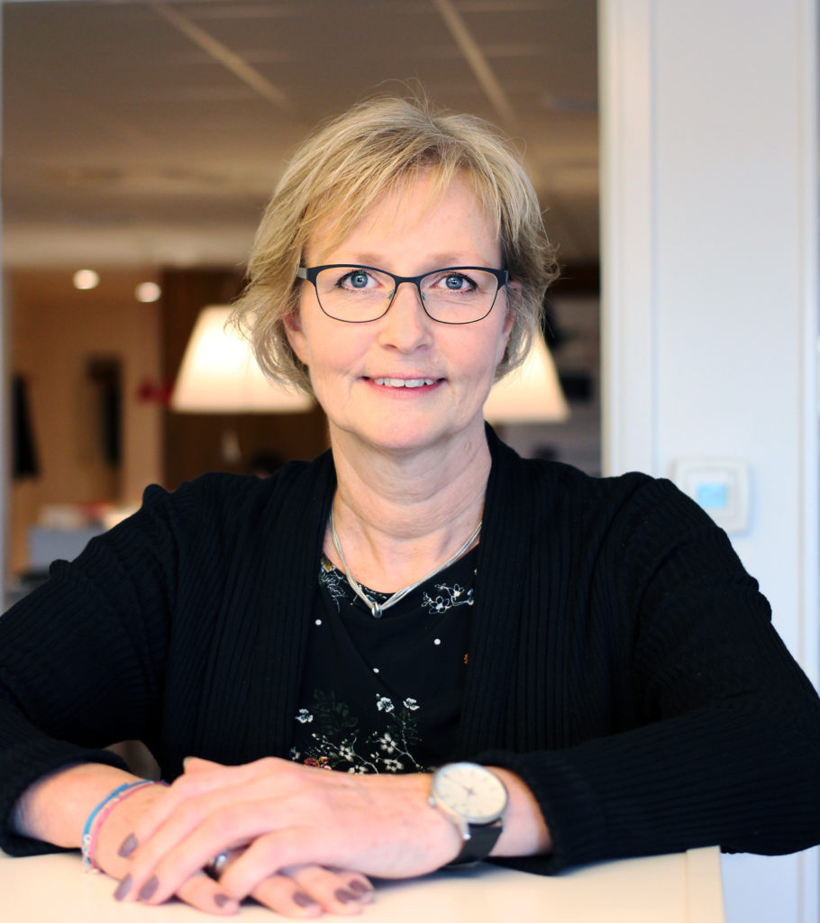 Annika Ekström, ekonomichef på Rubin Medical